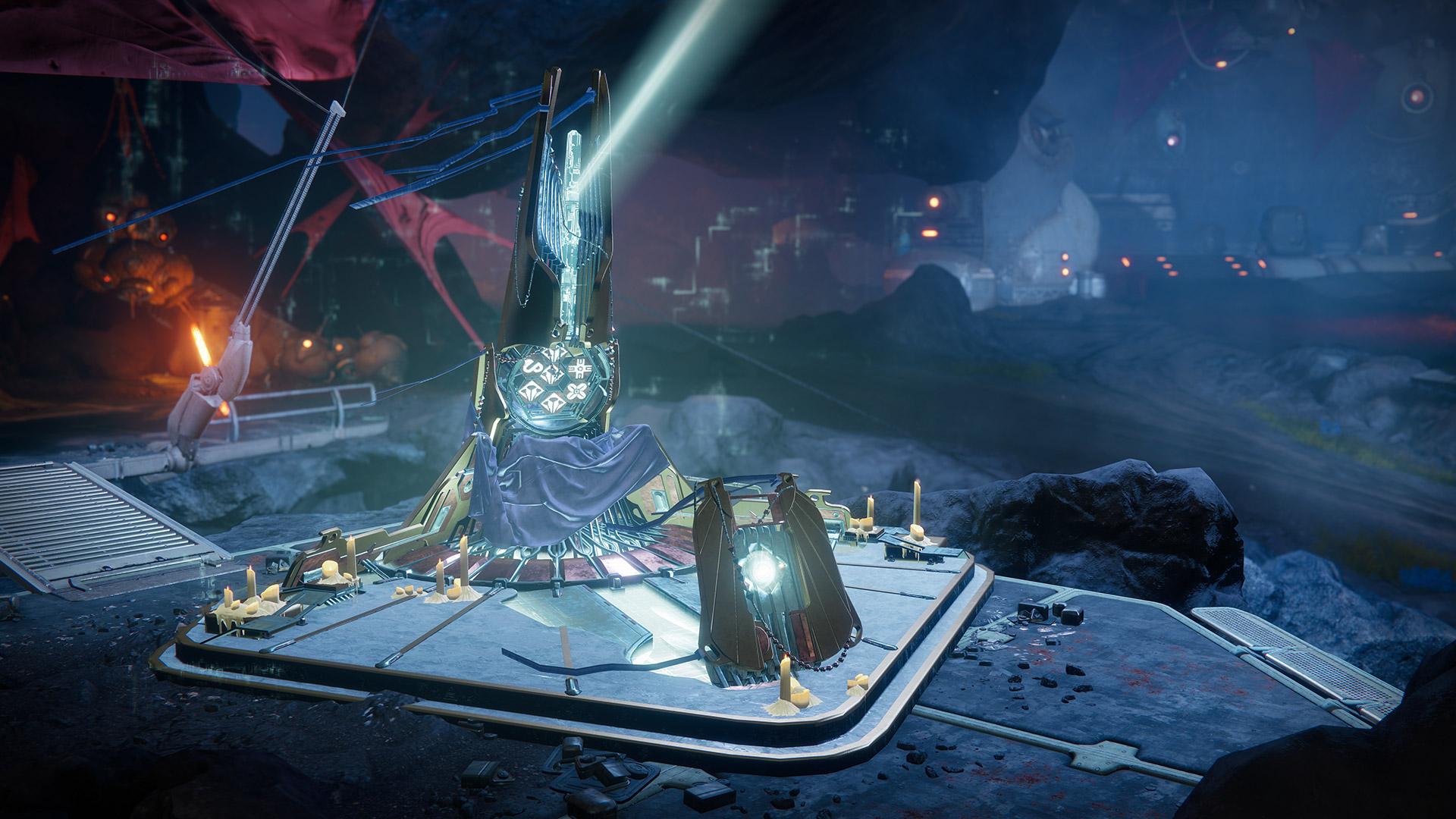 Obelisk destiny 2