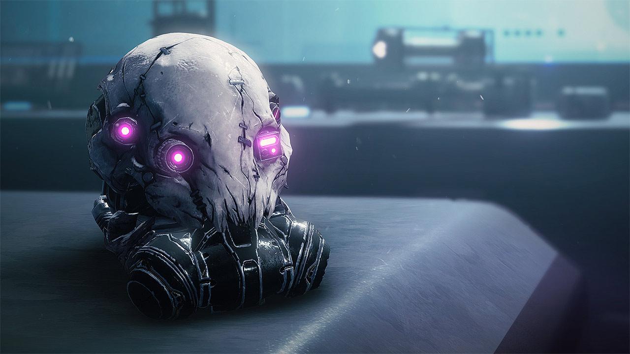 Destiny 2 mask of bakris