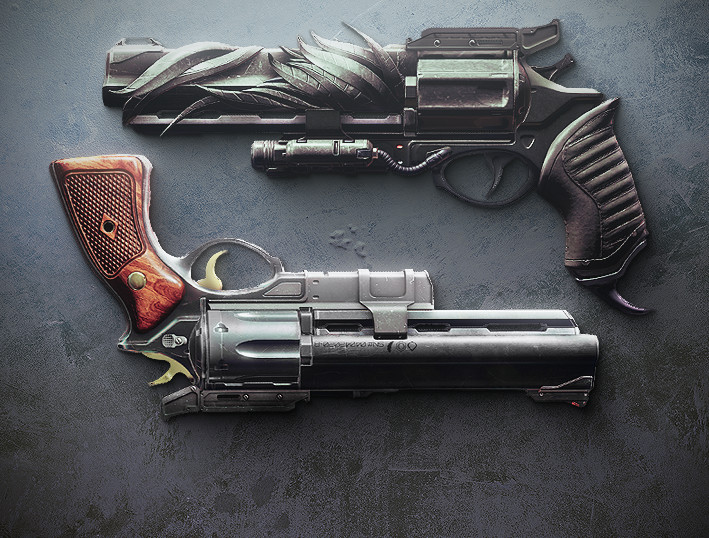 Hawkmoon Ornaments