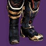Pyrrhic Ascent Greaves