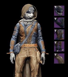 Intrepid Hunter Pack - Destiny 2 Legendary Package - light gg