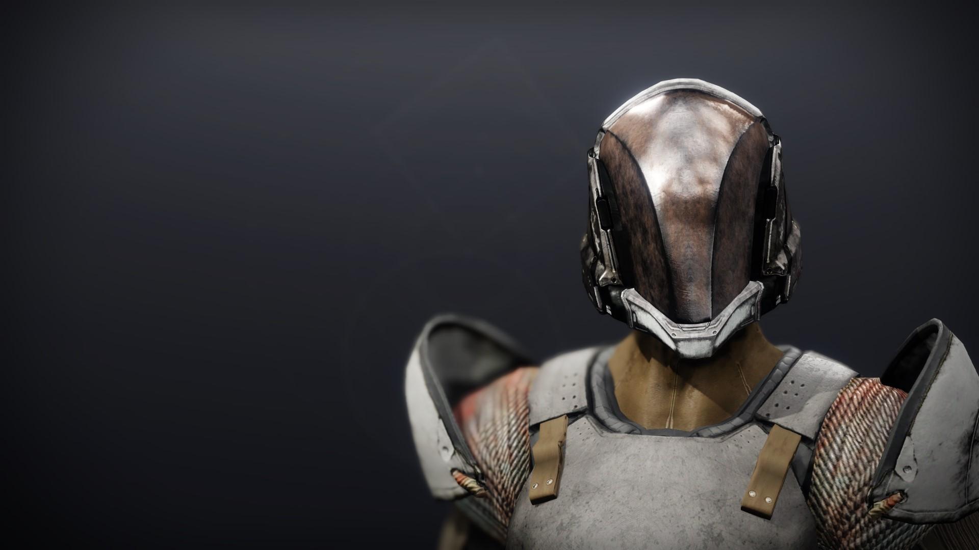 """Screenshot of """"Solstice Helm (Renewed)"""""""