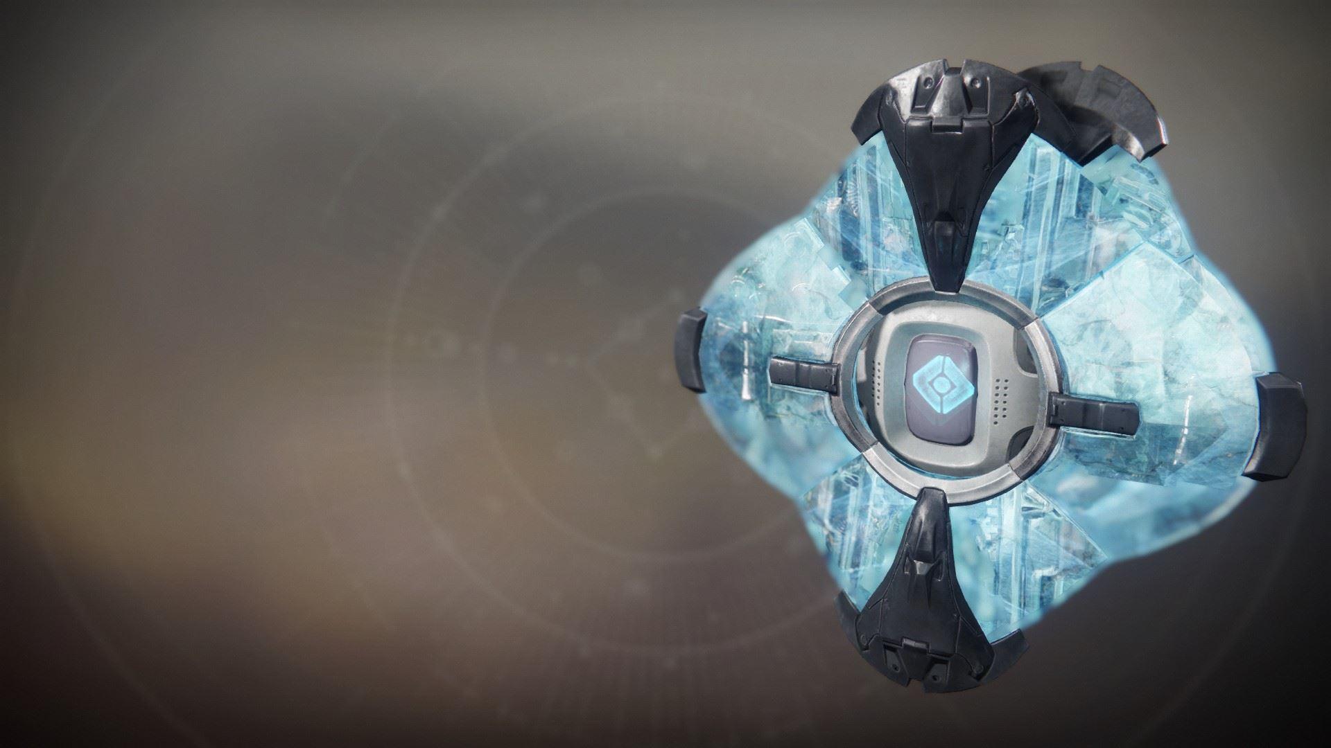 Sanctum Plate Shell - Destiny 2 Exotic Ghost Shell - light gg
