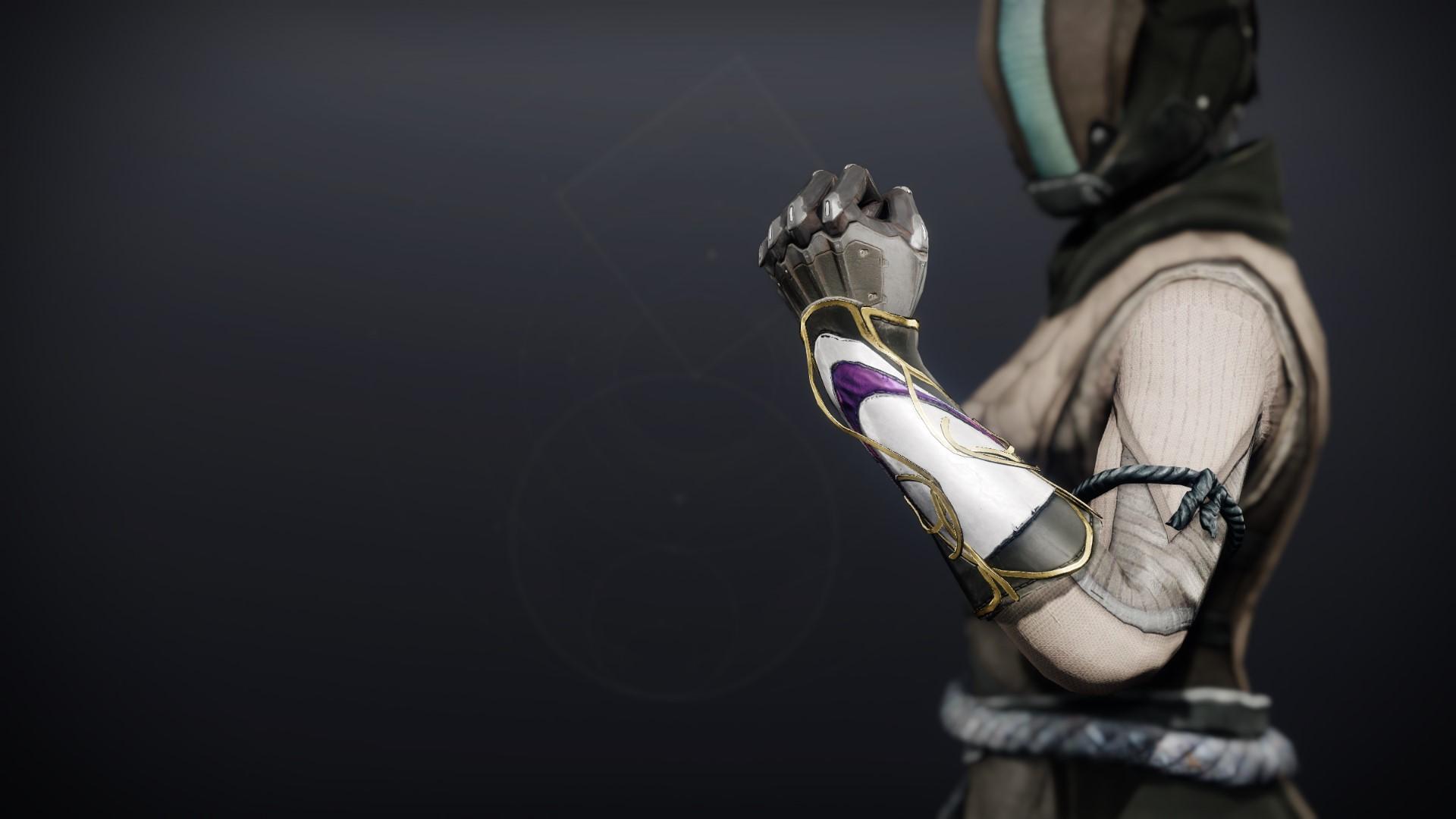 "Screenshot of ""Celestine Gloves (Majestic)"""