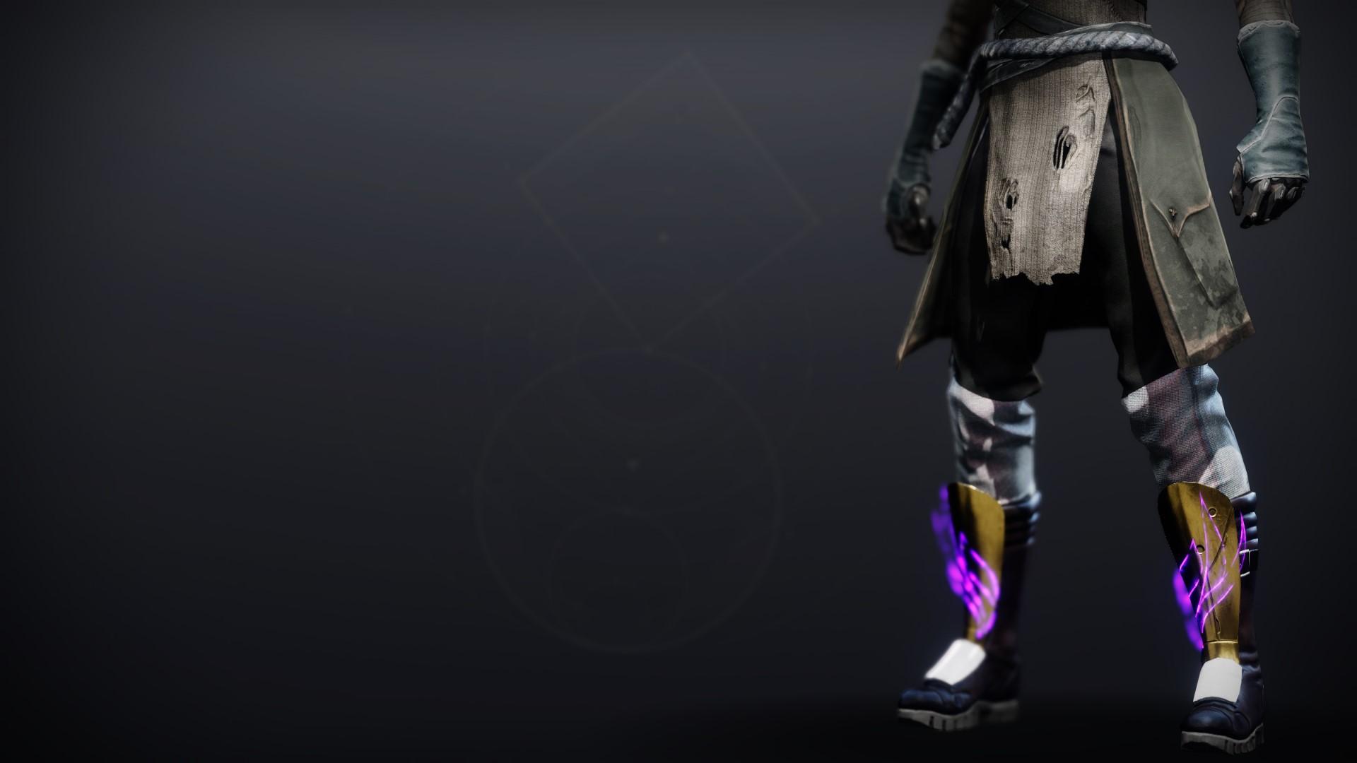 "Screenshot of ""Solstice Boots (Majestic)"""