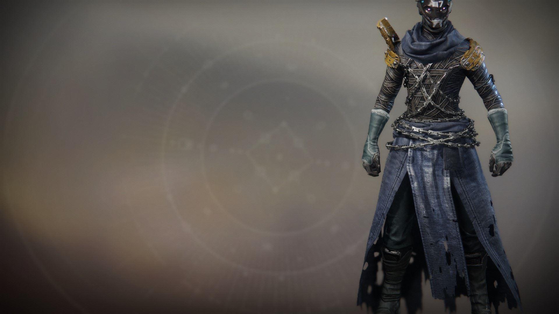 Scorned Baron Robes - Destiny 2 Legendary Chest Armor