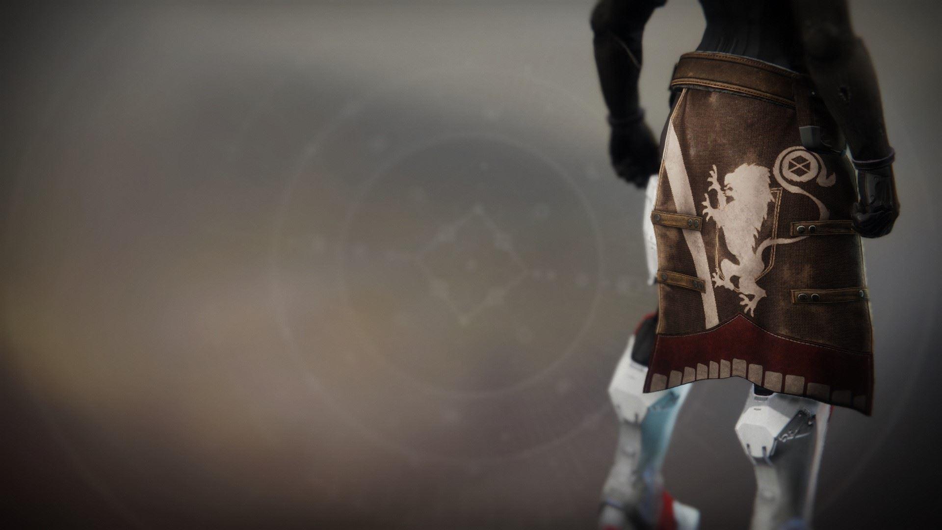 Ancient Apocalypse Mark - Destiny 2 Legendary Titan Mark