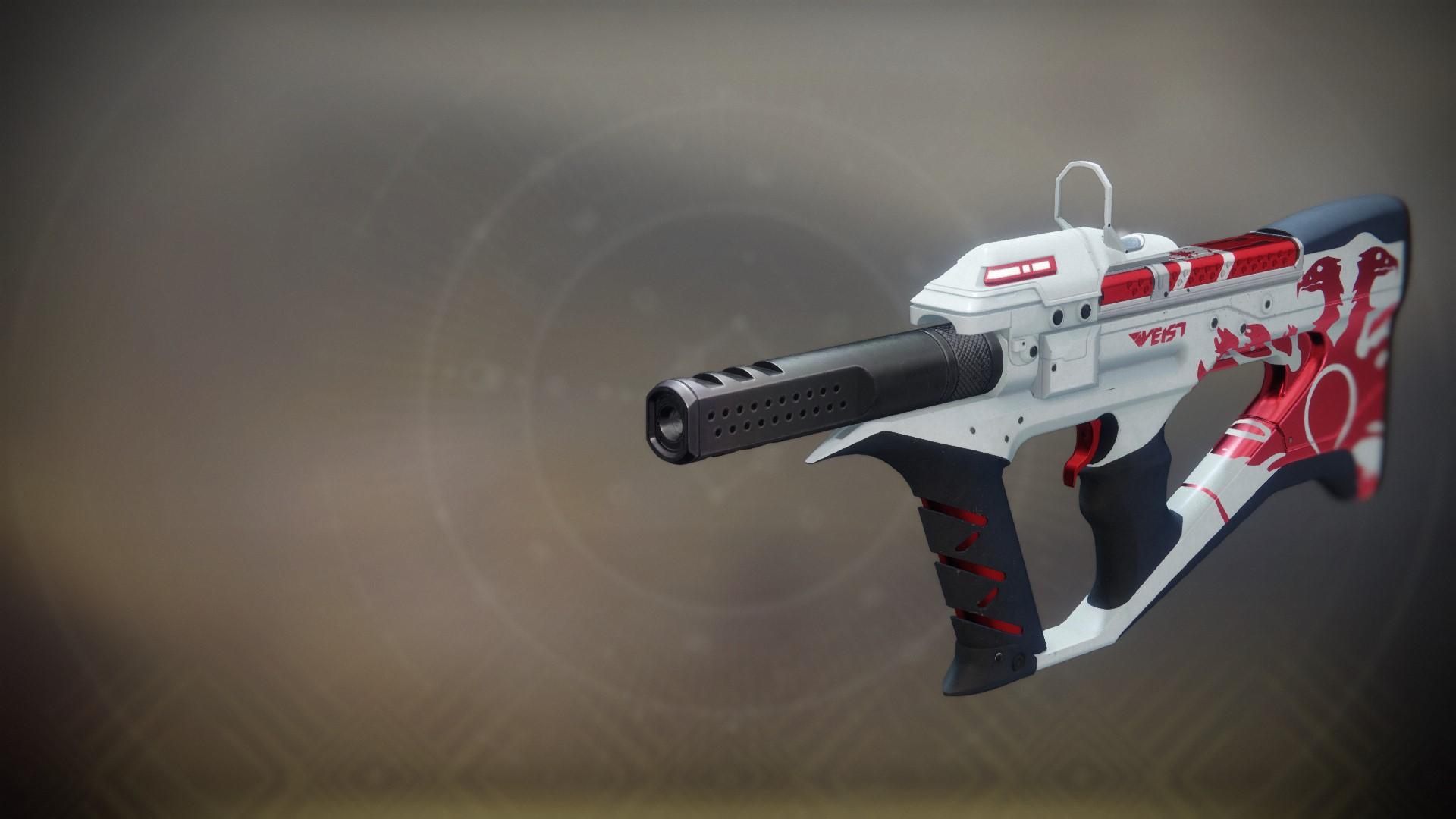 The Recluse - Destiny 2 Legendary Submachine Gun - Possible