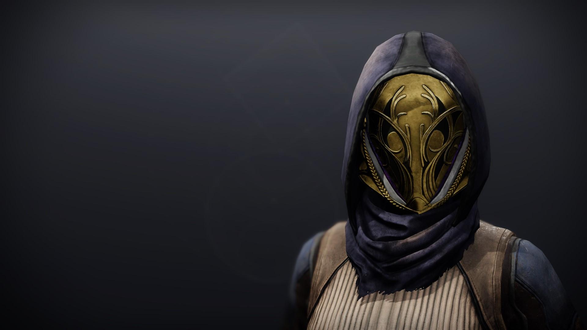 "Screenshot of ""Illuminus Mask (Magnificent)"""