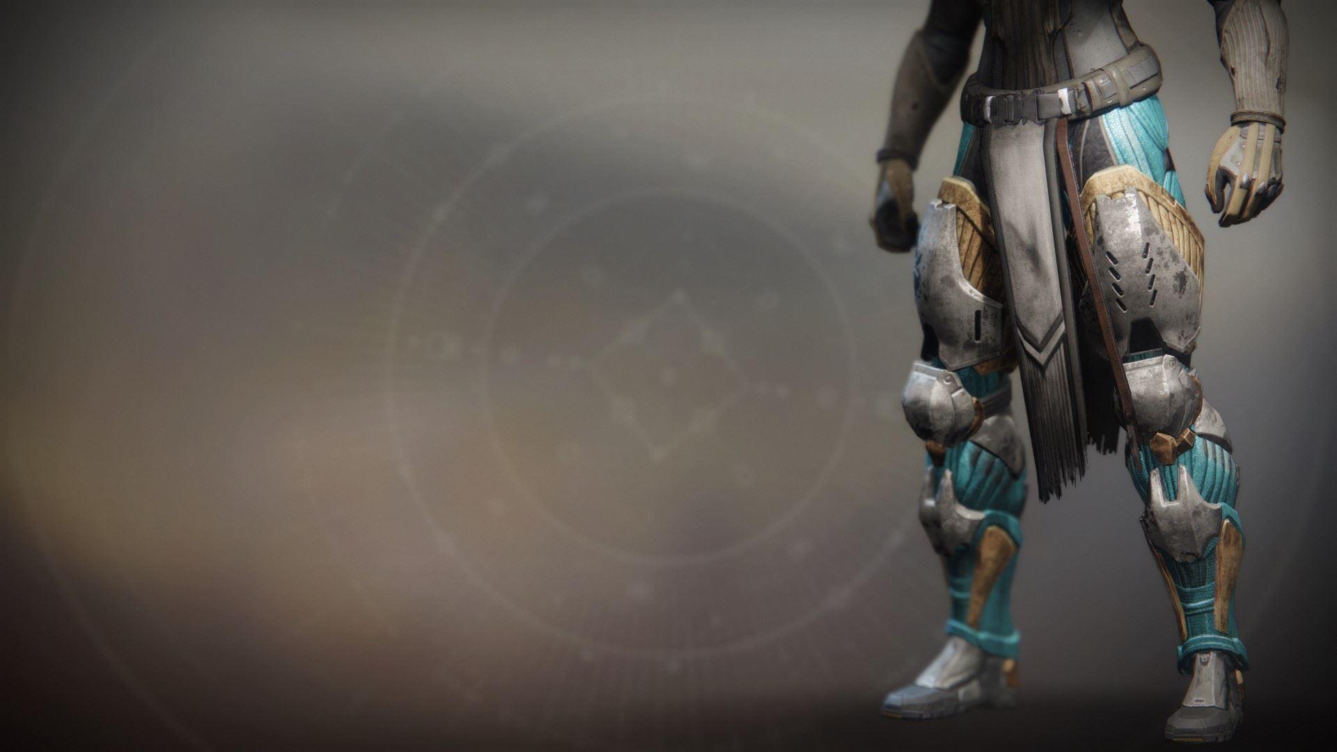 Star-Crossed Footsteps - Destiny 2 Legendary Leg Armor