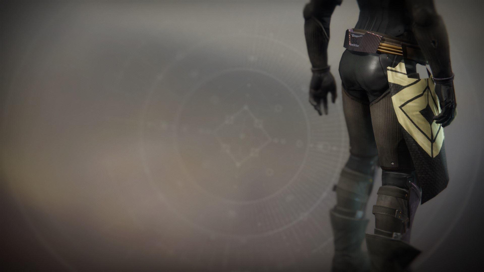 Midnight Exigent Mark - Destiny 2 Legendary Titan Mark