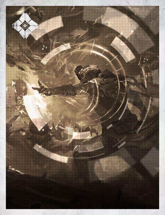 Ghost Fragment: Warlock