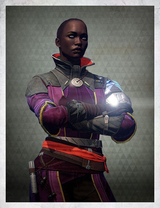 Warlock Vanguard