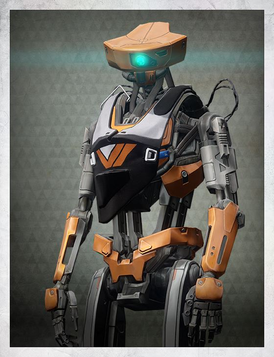 Vanguard Quartermaster