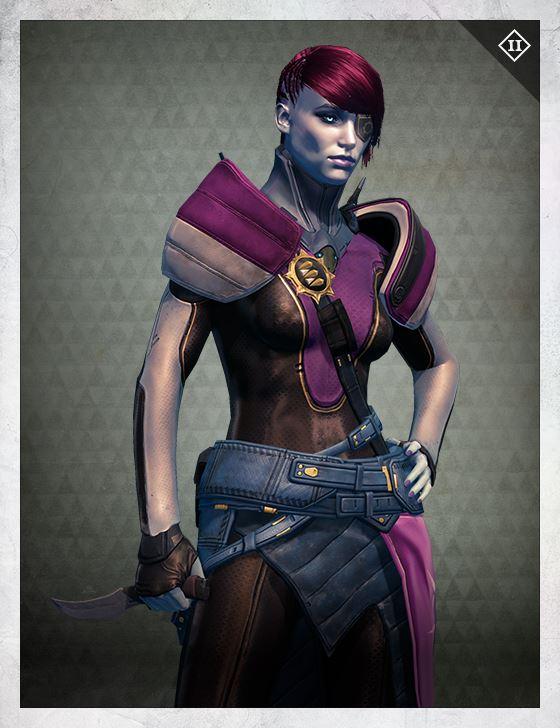 Petra Venj, Queen's Wrath