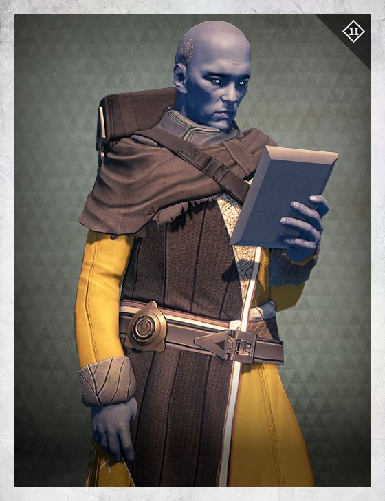 Master Ives, Cryptarch