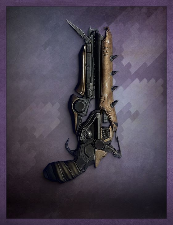 Shock Pistol
