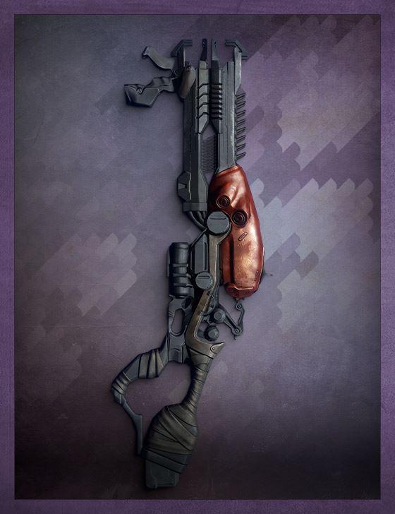 Shrapnel Launcher