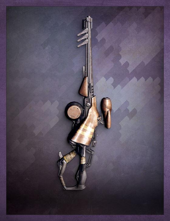 Wire Rifle