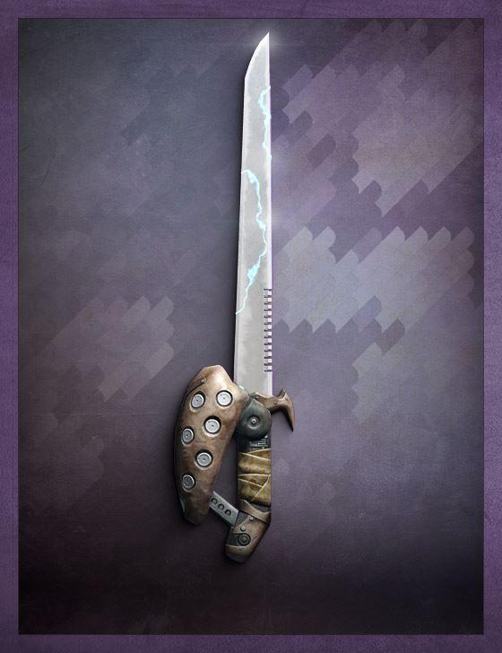 Shock Blade