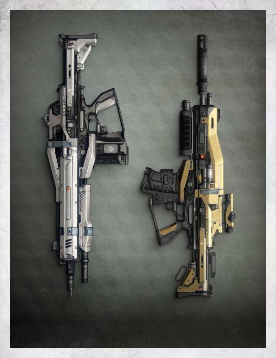 Auto Rifles