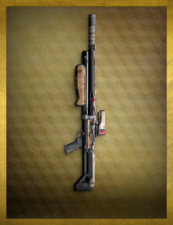 Universal Remote - Special Weapons Grimoire - Destiny ...