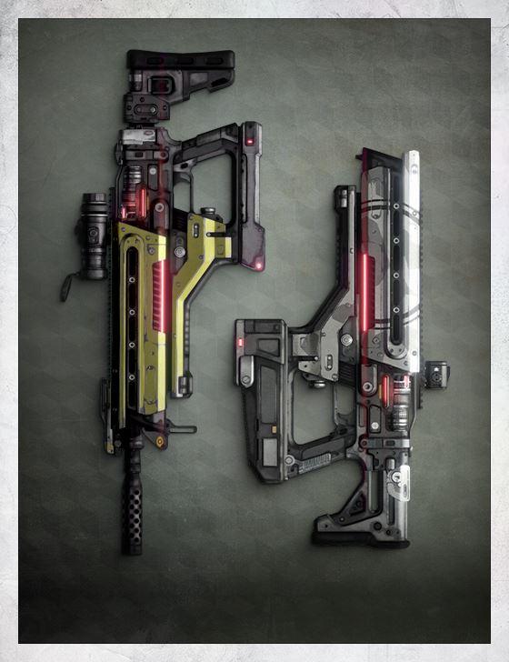 Fusion Rifles