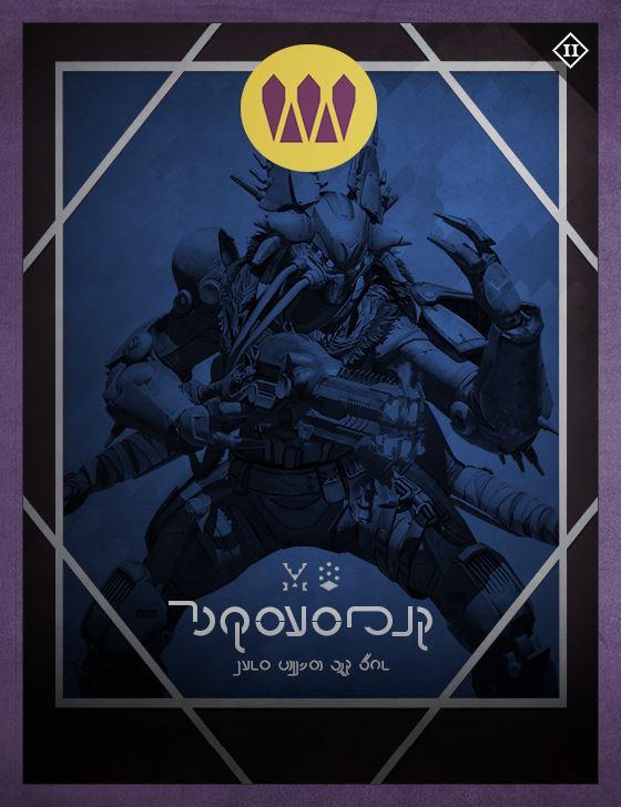 WANTED: Skoriks, Archon-Slayer