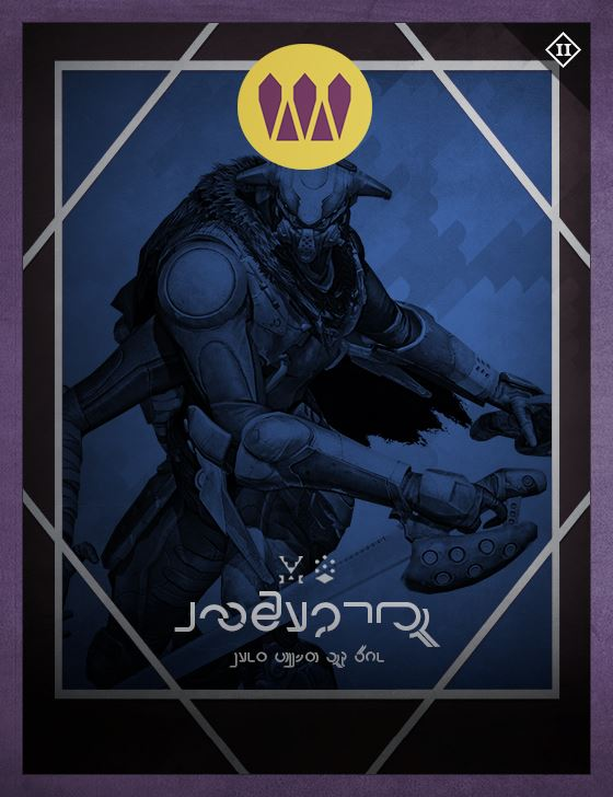 WANTED: Grayor, Wolf Assassin