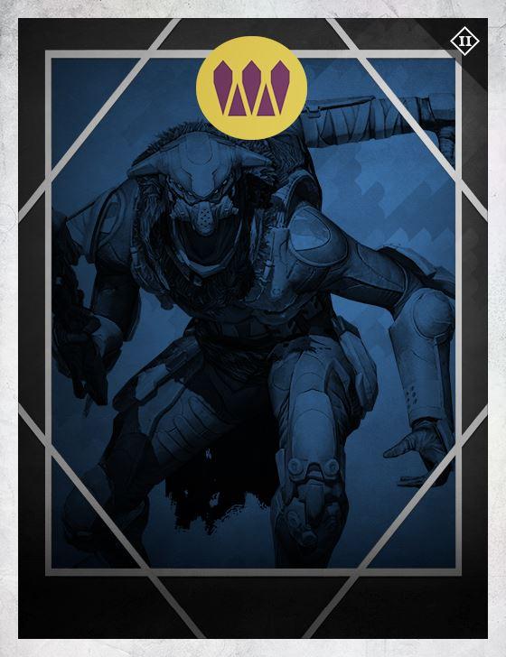 WANTED: Howling Raider