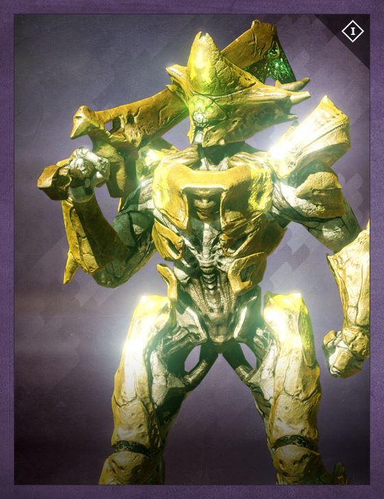 Sardon, Fist of Crota