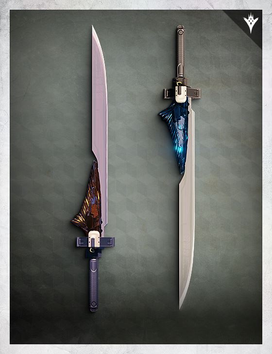 how to get all the swords in destiny