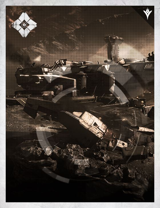 Ghost Fragment: Cabal 4 — Grimoire Card — Ishtar Collective