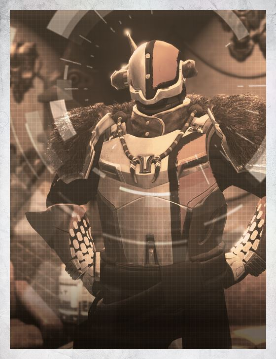 Ghost Fragment: Lord Shaxx