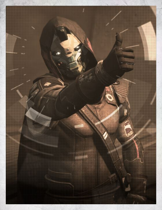 Ghost Fragment: Cayde-6