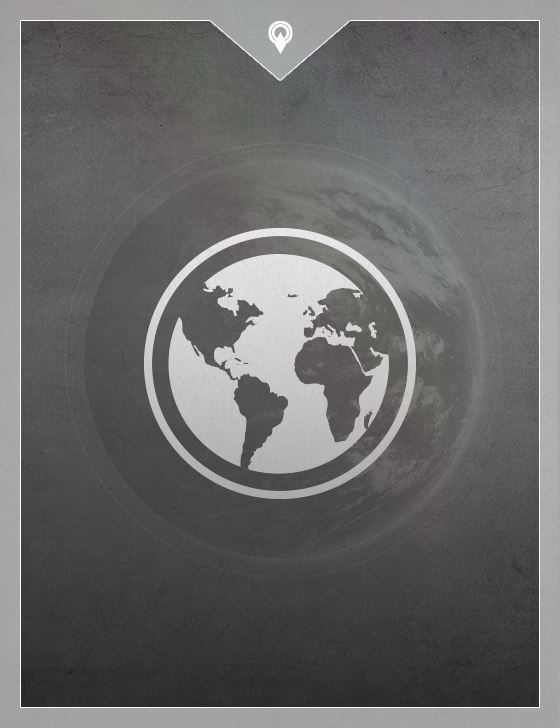 Earth's Page Card