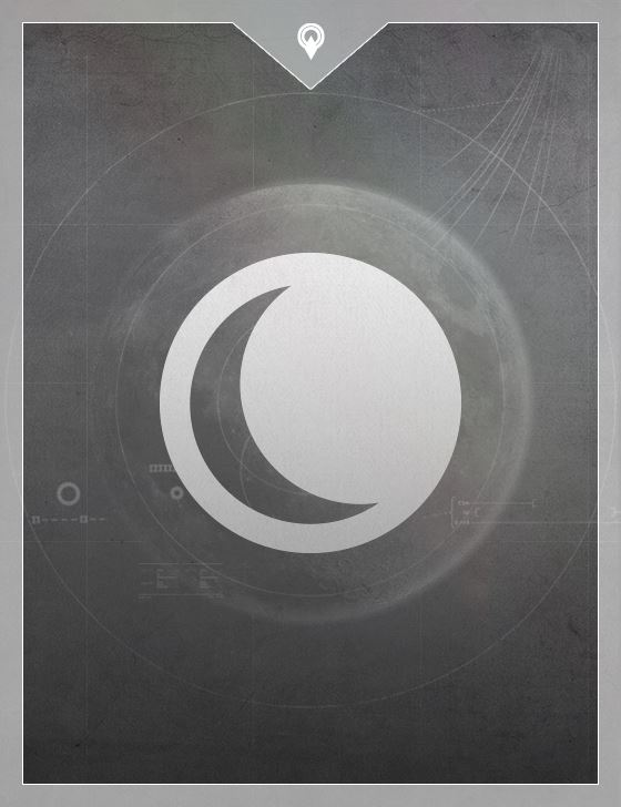 Moon's Page Card