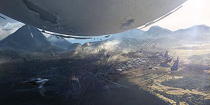 The Last City, Earth's Icon