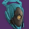 Faceguard of Kabr's Icon