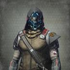 Hunter Vanguard's Icon