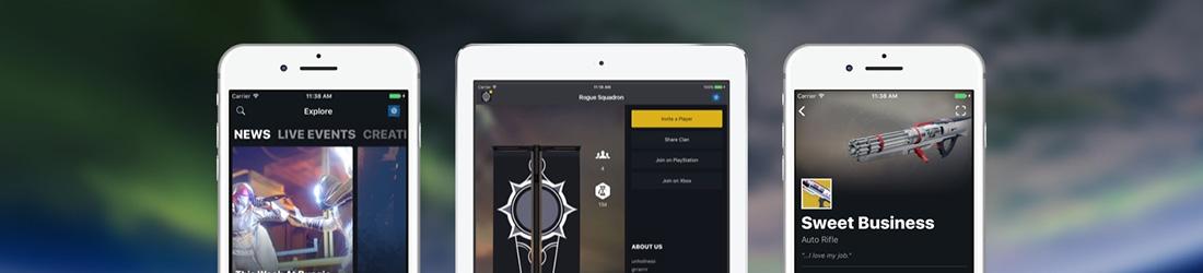 Help: Destiny Companion Guide | Bungie net