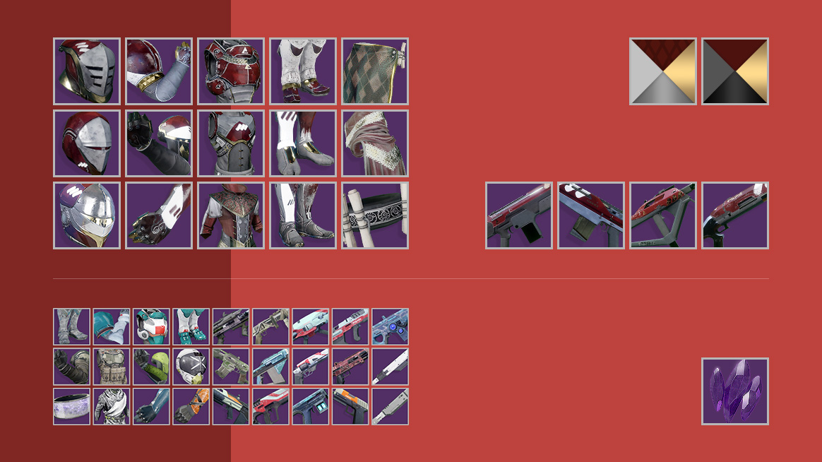 This week at bungie 09212017 news bungie in addition to all of the gear on display above each faction will be offering a special weapon as a reward to be sold if they emerge victorious stopboris Images