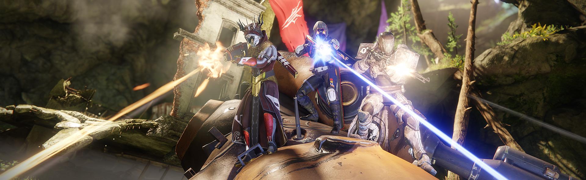 Destiny 2 – Activités de la semaine du 13 février