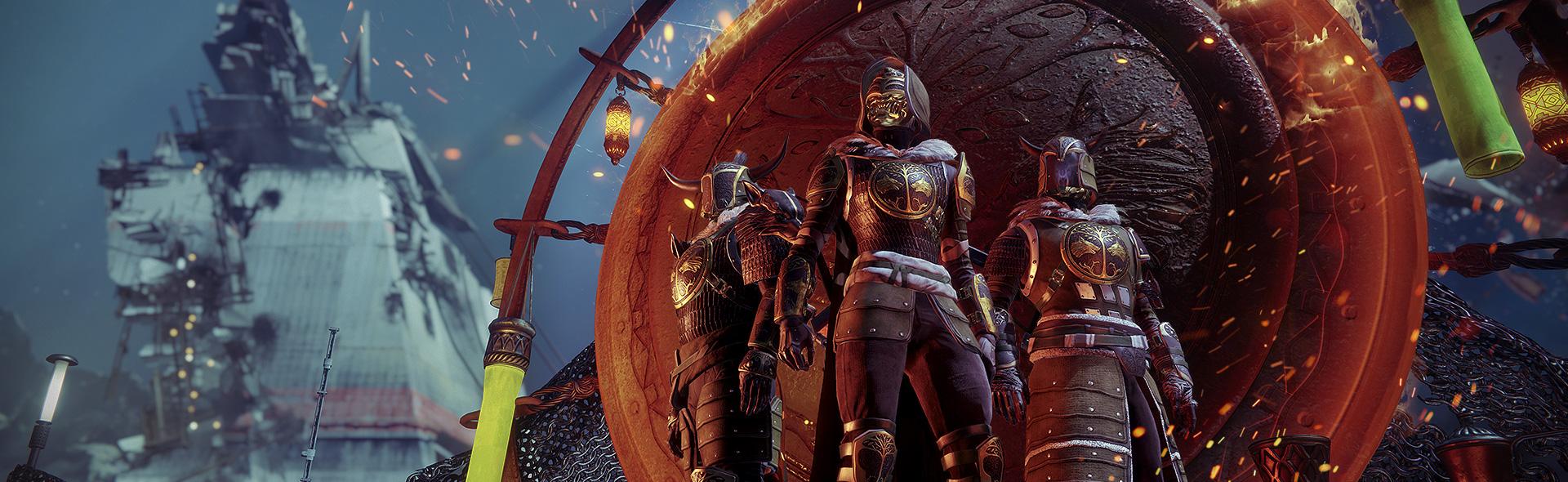 Destiny 2 : la Bannière de Fer de retour la semaine prochaine