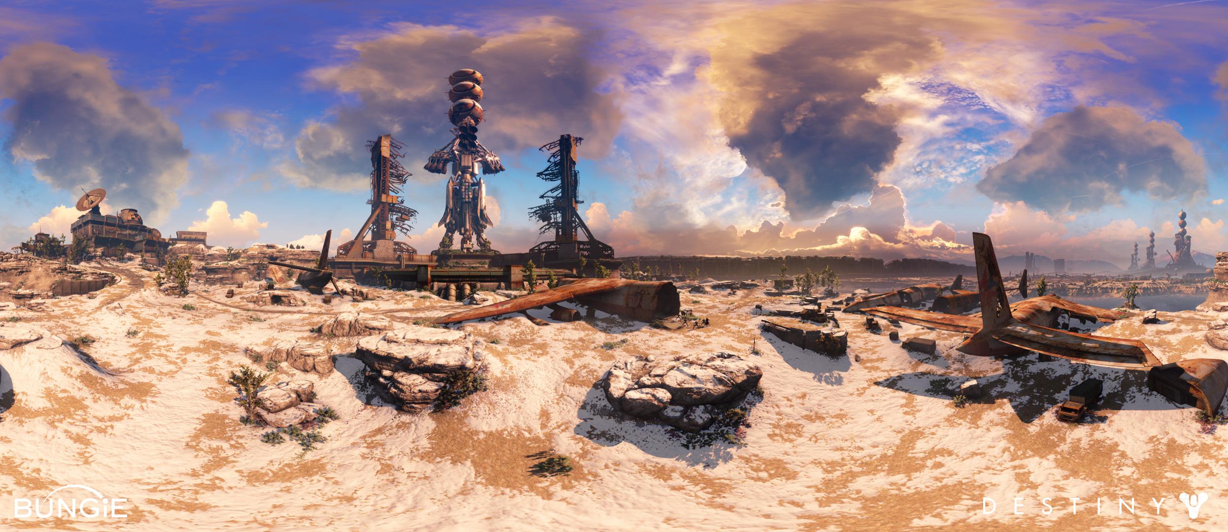 Nomes em Destiny serão iguais aos das contas PSN/Xbox Live Cosmo_pano