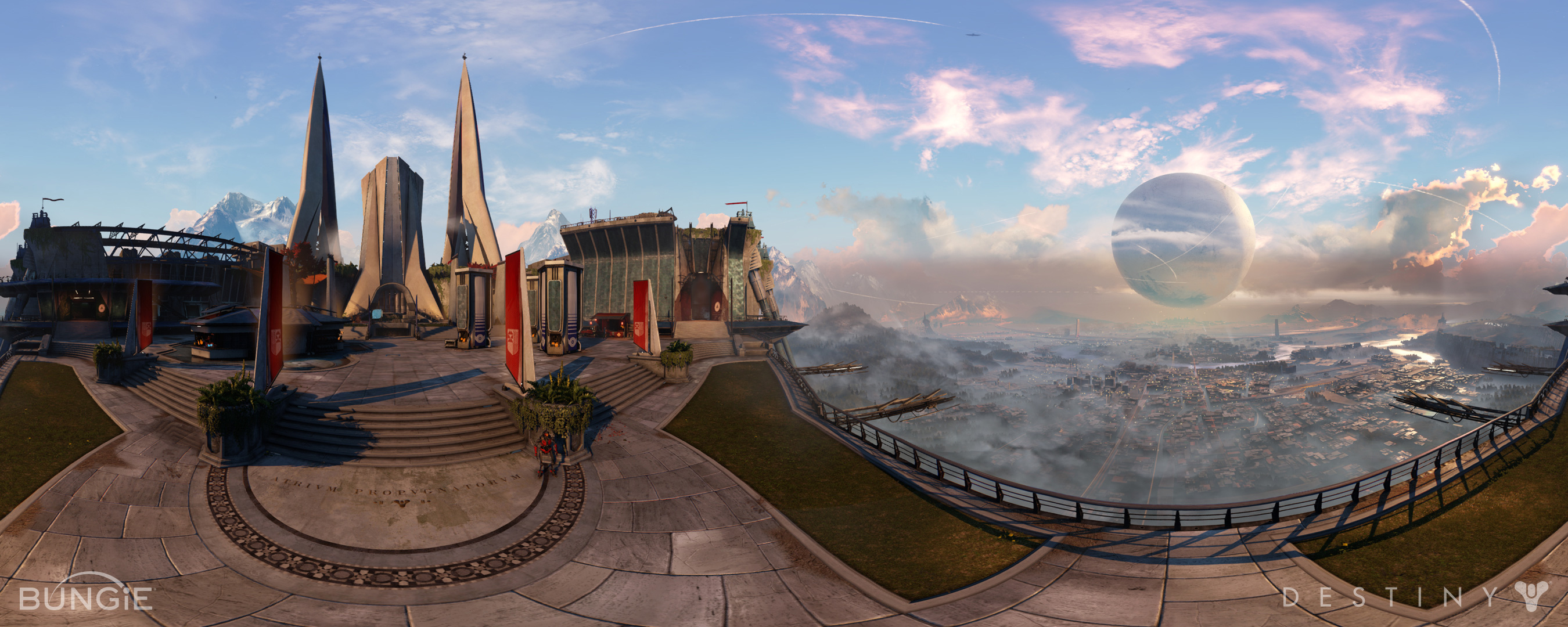 Nomes em Destiny serão iguais aos das contas PSN/Xbox Live Tower_pano
