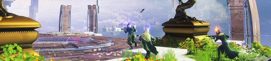 ヘルプ: Destiny 2: The Revelry Guide   Bungie net
