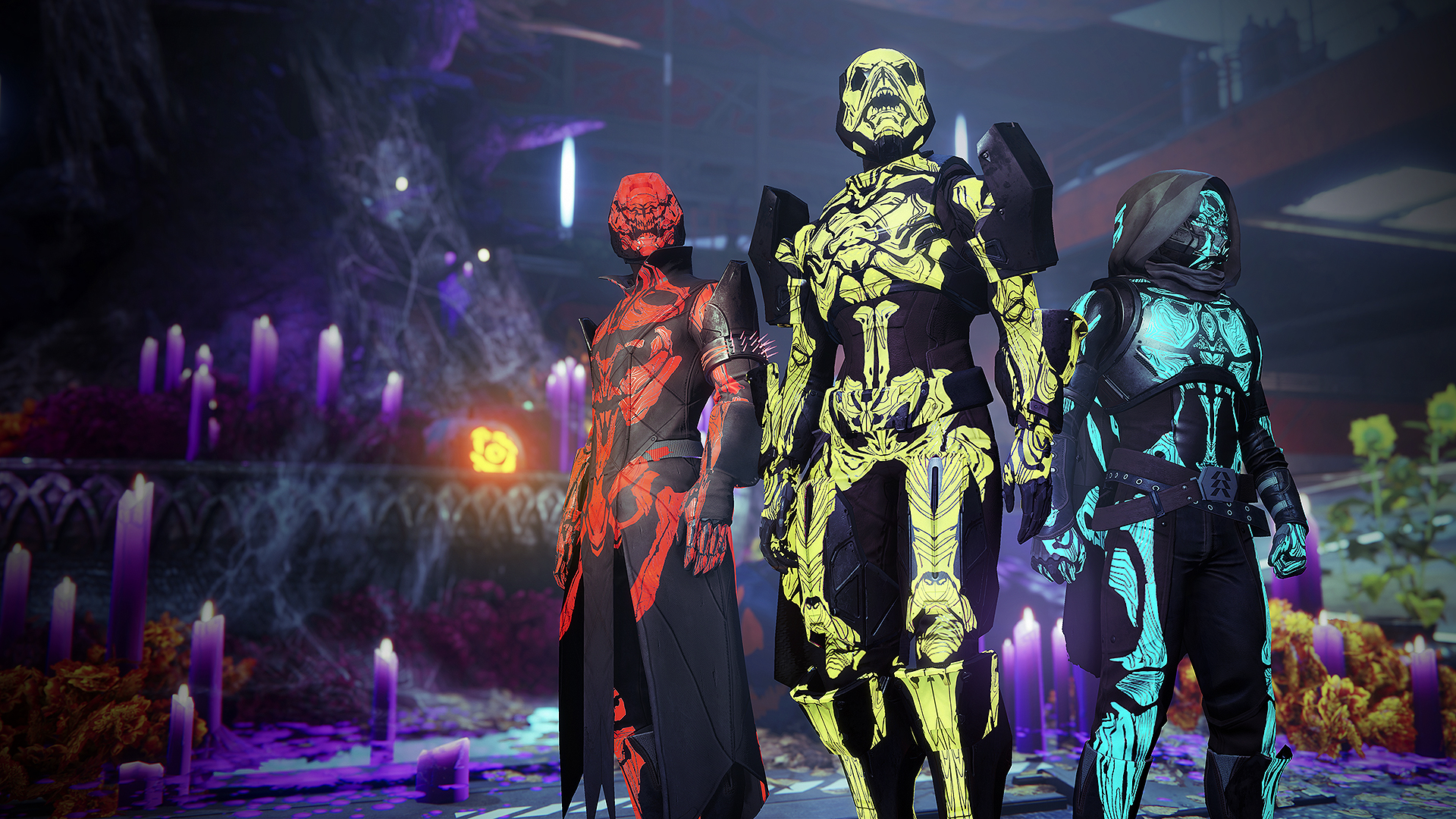 """Что будет в """"Фестивале Усопших"""" - Хэллоуин в Destiny 2"""
