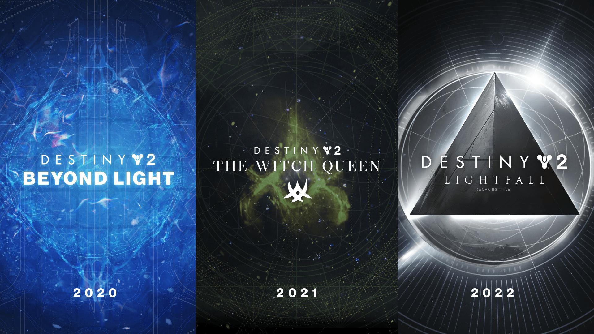 Por ahora, no hay planes para desarrollar Destiny 3 2