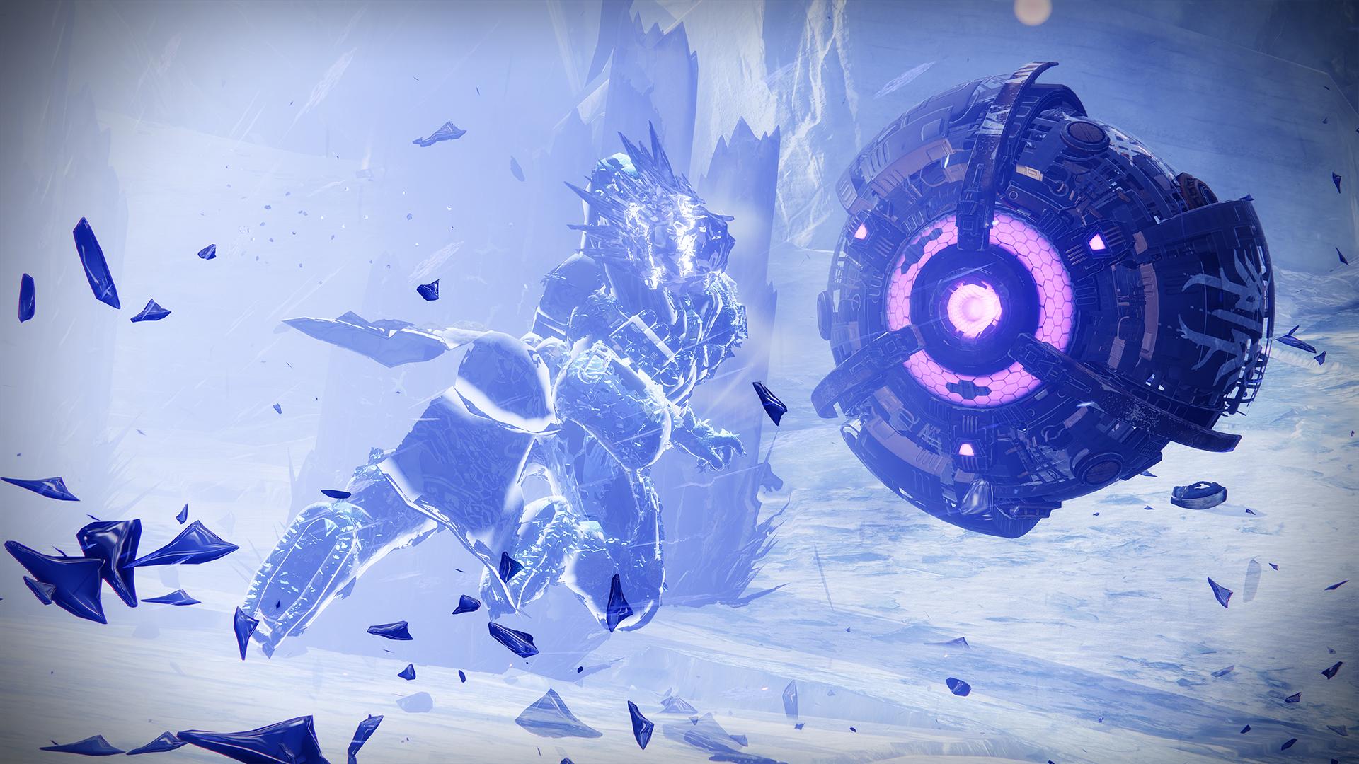 Titan Stasis 05 - Stasis Spotlight: Titan Behemoth